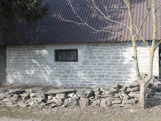 Paekivimüüride renoveerimine