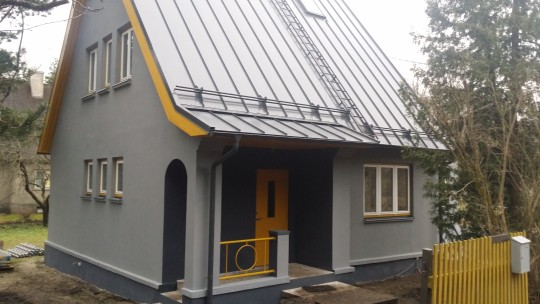 fassaadi renoveerimine